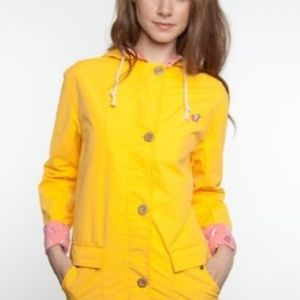 THE RAINY DAZE RAINCOAT by Glamour Kills L